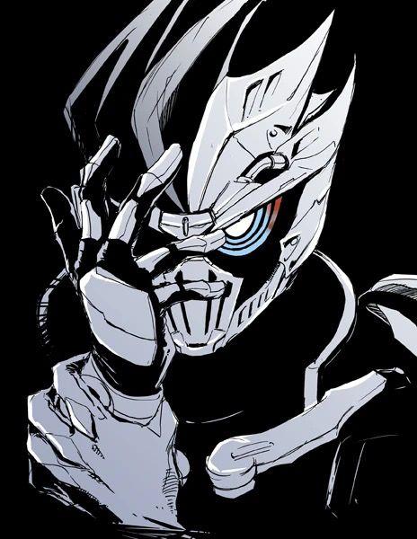 Pin Oleh 星魂 Di Kamen Rider Pahlawan Super Animasi Dan Gambar
