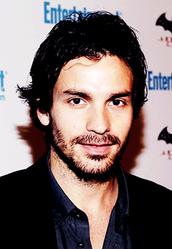 If I had my way, I'd live in Chile because that's where they make Santiago Cabrera's!!