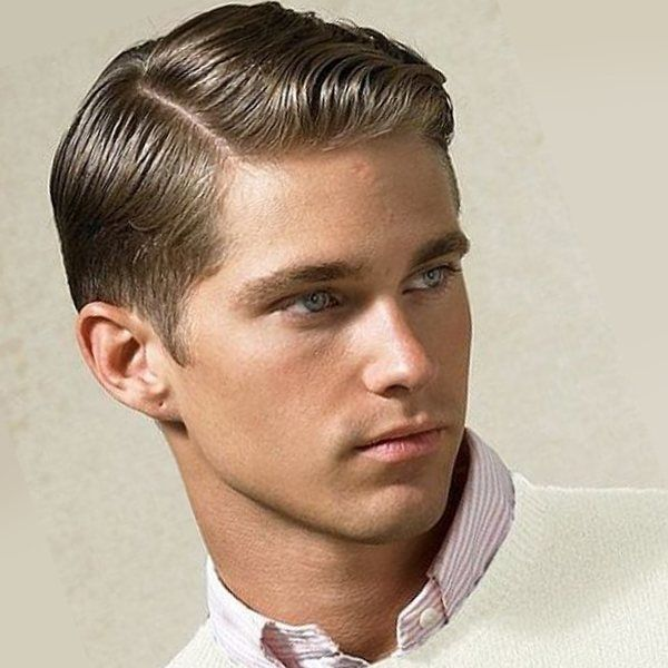Business Class Look Hairstyles For Boys Mens Facial Hair Styles Boy Hairstyles Fine Hair Men