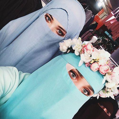 Hijab Beautiful And Fashion Image Alexandra Golovkova