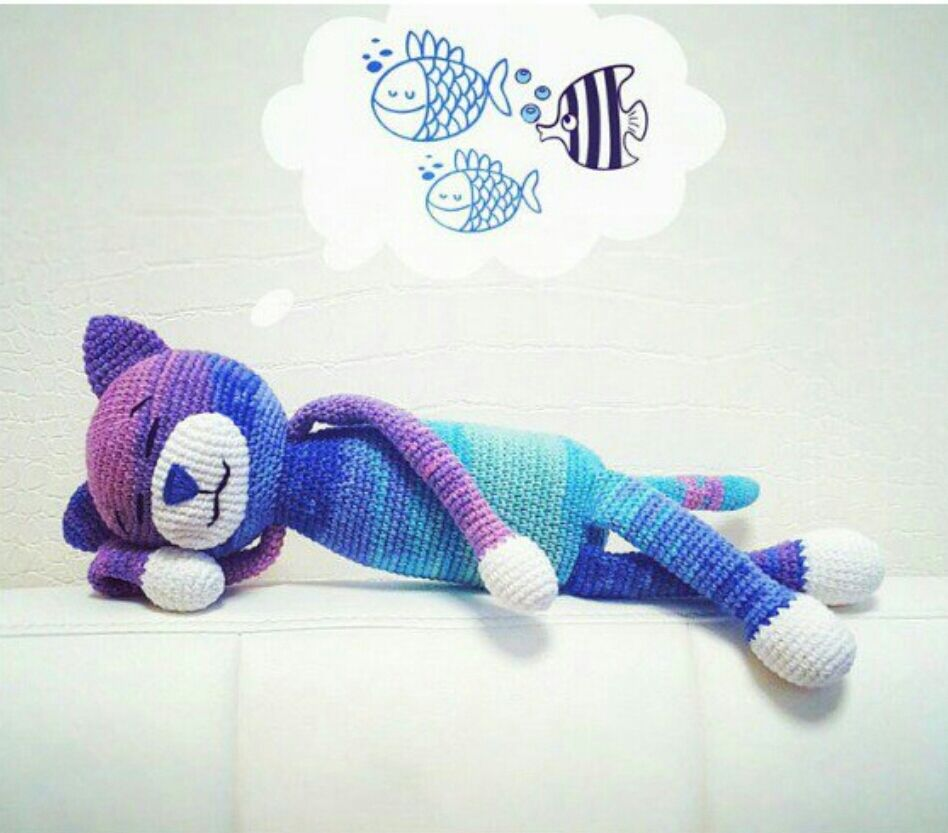 Amigurumi rg miskin kedi yapl anlatml amigurumi this classic ami cat is easy to create and perfect to start with if youre a beginner the size of finished amigurumi toy is about cm bankloansurffo Image collections
