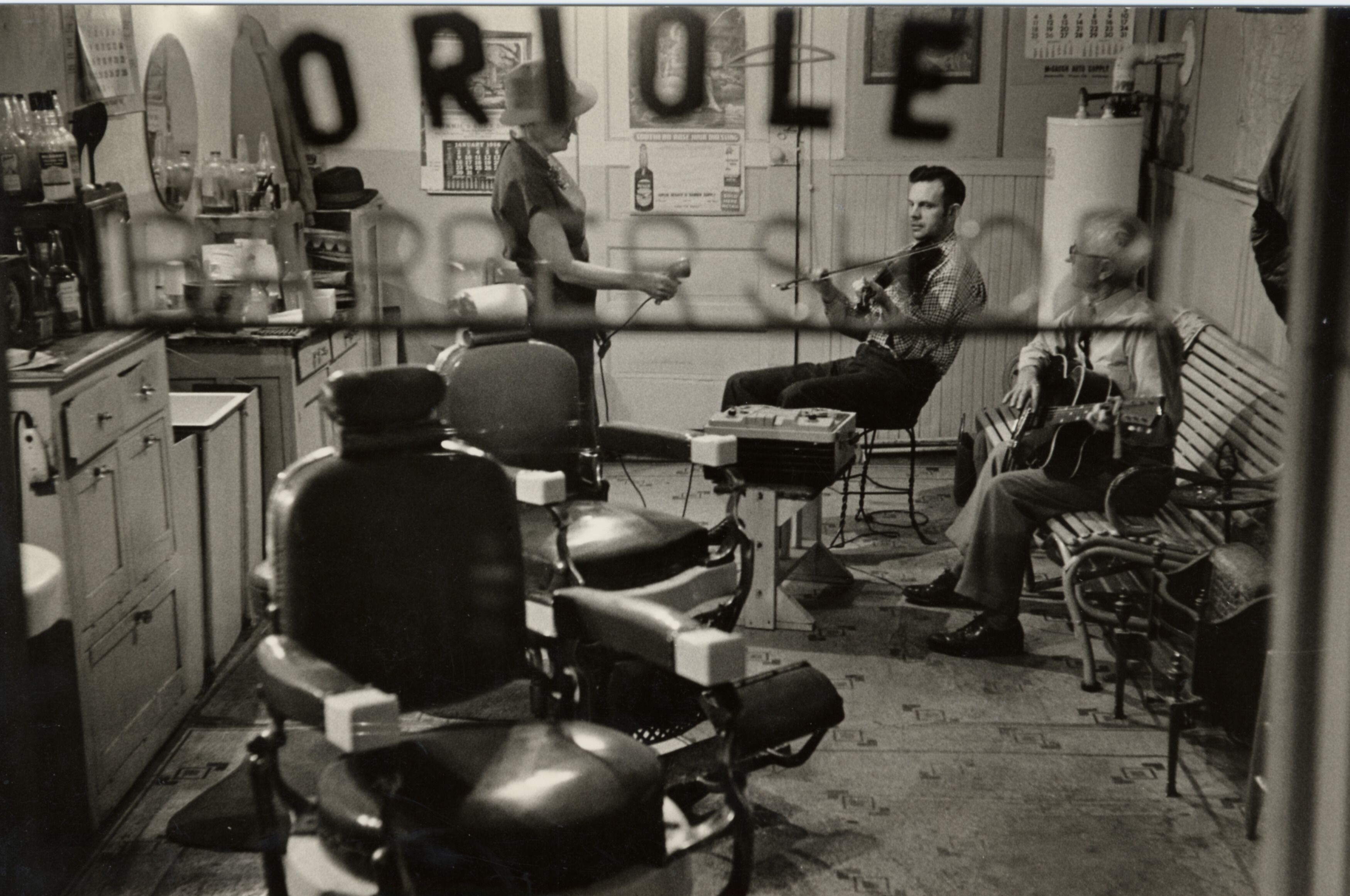 Vintage Barbershop 1950s shopping ...
