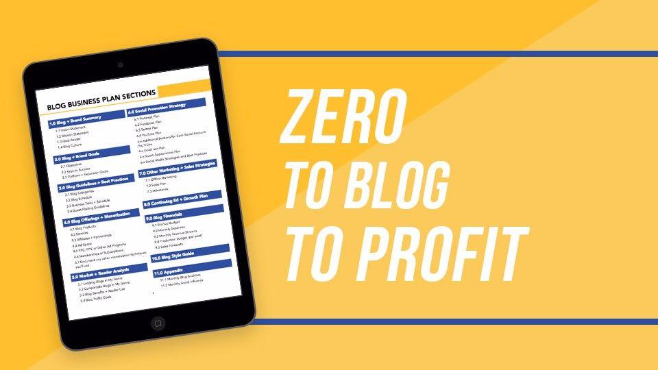 byRegina Blog business plan, Business blog, Byregina