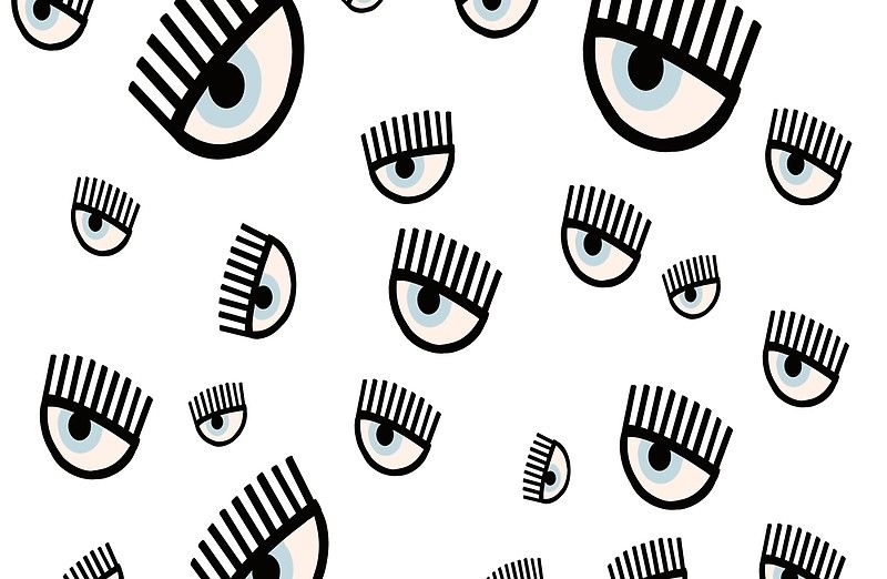 Eye see you alleyes eyes fashion housses laptop stickers