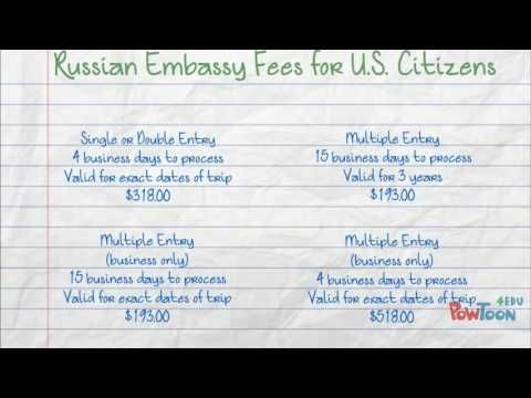 How Easy Is It To Get A Russian Visa