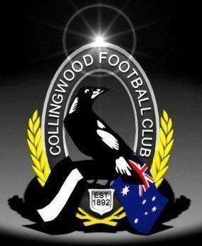 Pin By Joe Ristic On Collingwood Football Club Collingwood Football Club Football Club Rugby Logo