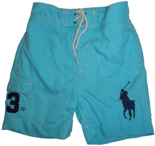 ralph lauren swim shorts big pony