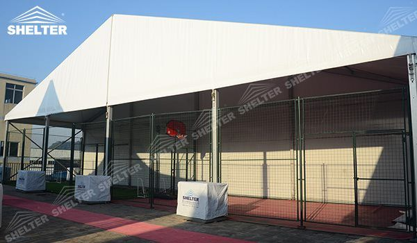 shelter sports tent provides safest and most solutions for indoor basketball court cover football court cover swimming pool cover and ice