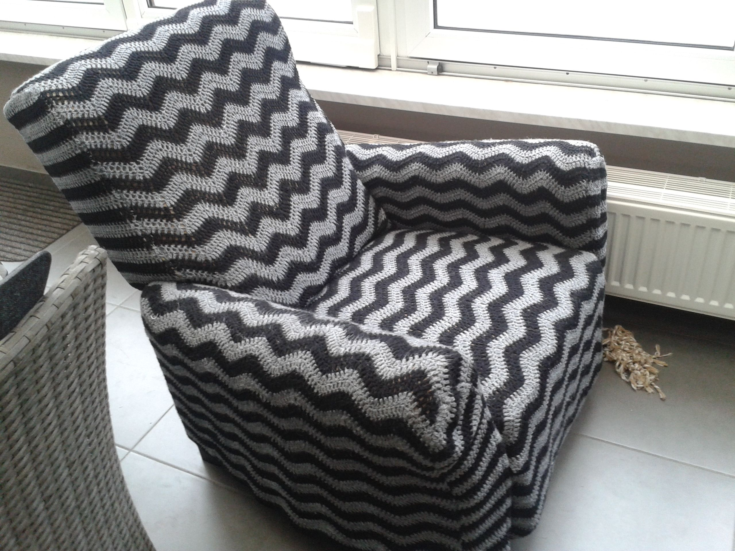 Zetel Overtrek Garen Royal Zeeman Crochet Haken Patterns