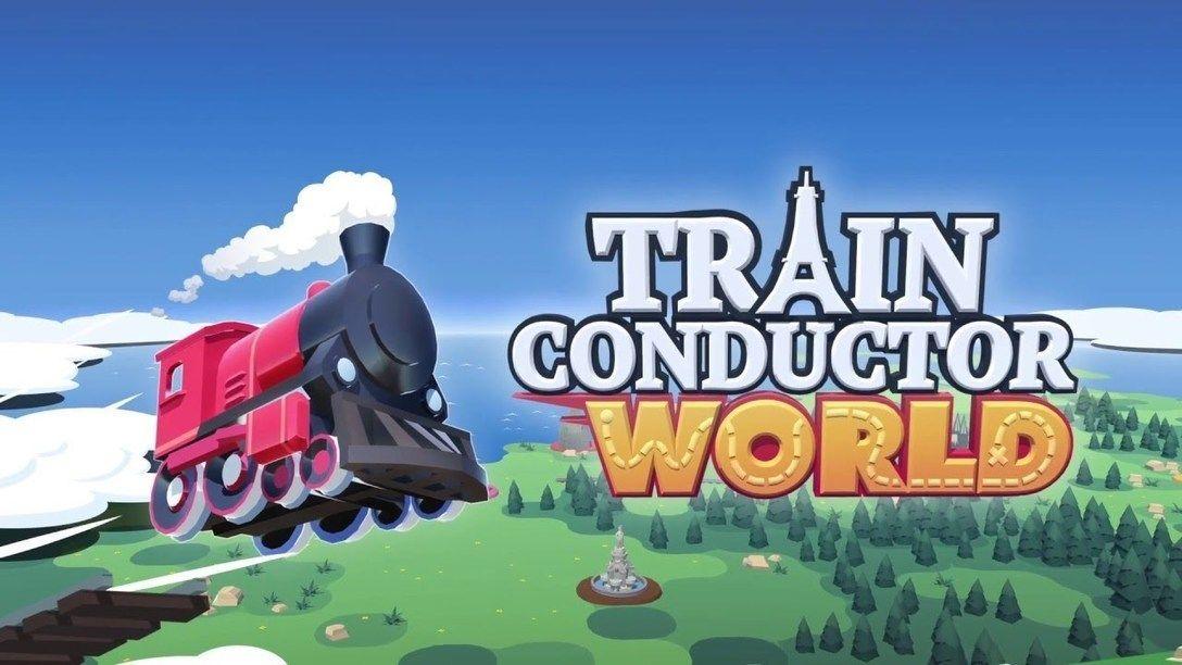 Train Conductor World Apk Mod V1 12 1 Unlocked Android Game Android Mod Game Android Mod Game In 2020 Train Conductor Train Conductors