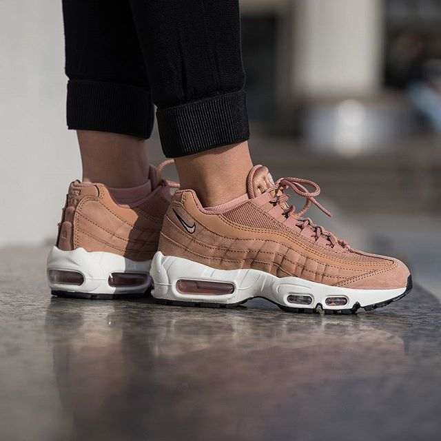 new styles 6e823 5ed25 Nike s  Dusted Clay  Air Max 95 is rock solid swing across to  overkillshop