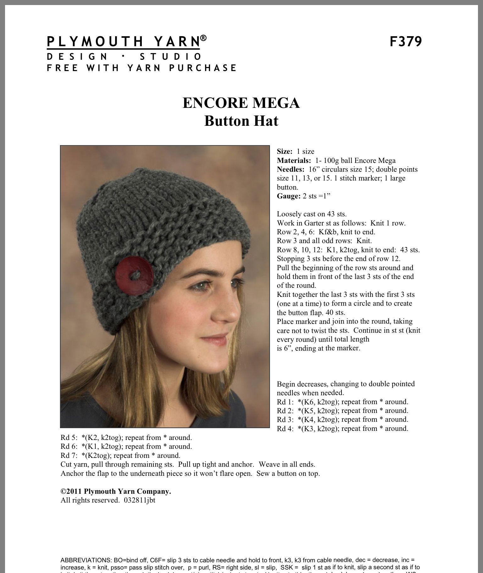 Button Hat Py Crochet Knit Hat Knit Beanie Pattern Hat Knitting Patterns