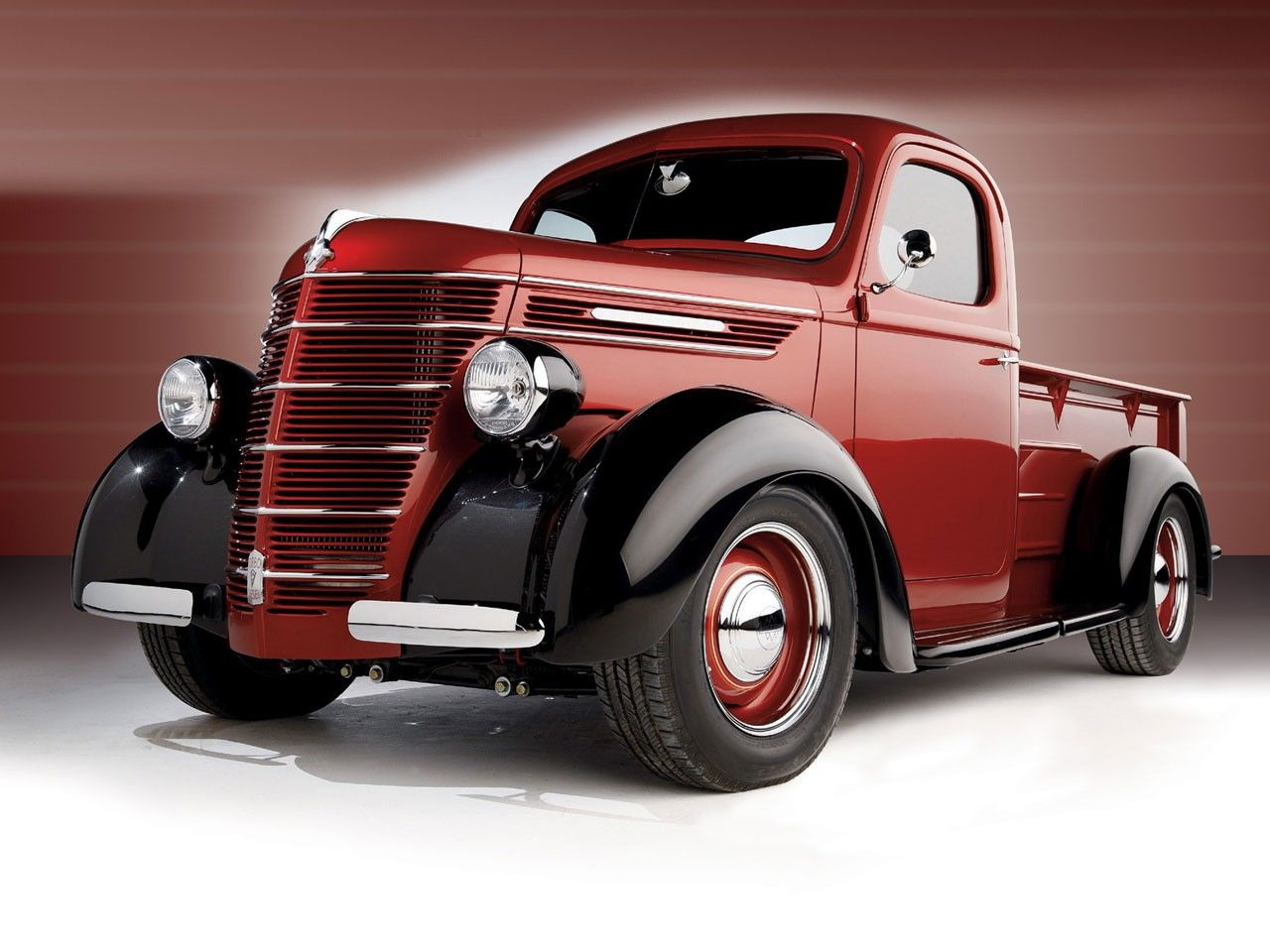 1939 International D Series Pickup Desktop Wallpaper 1280x960 Classic Cars Trucks Pickup Trucks Classic Pickup Trucks