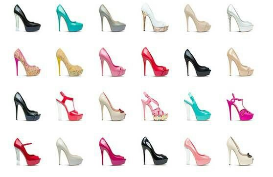 Download Lots and lots of shoes   Shoes, Shoe rack, Bags