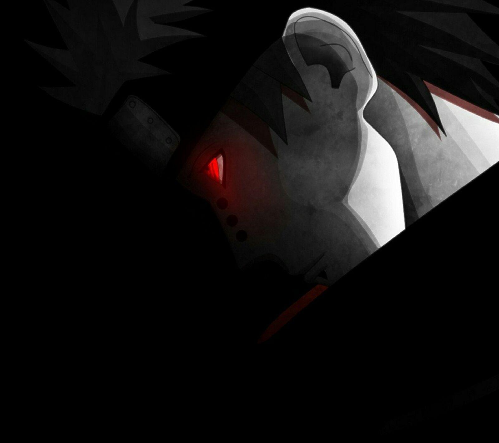 Sandaime Hokage Black Wallpaper Anime Images Naruto