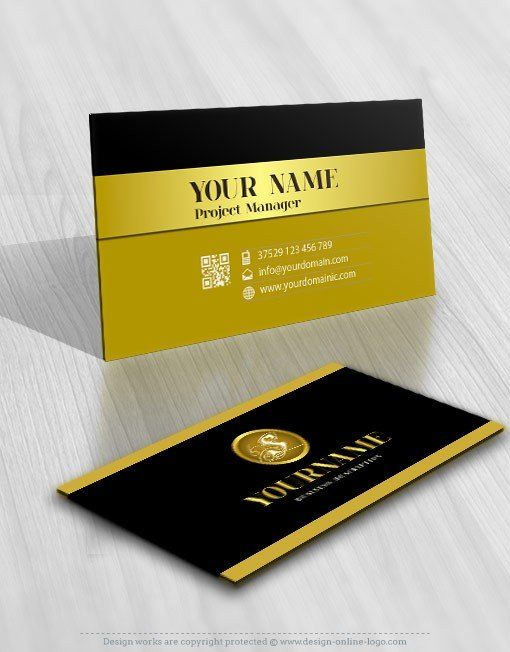 Initials stamp logo free business card pinterest free business initials stamp logo free business card reheart Gallery