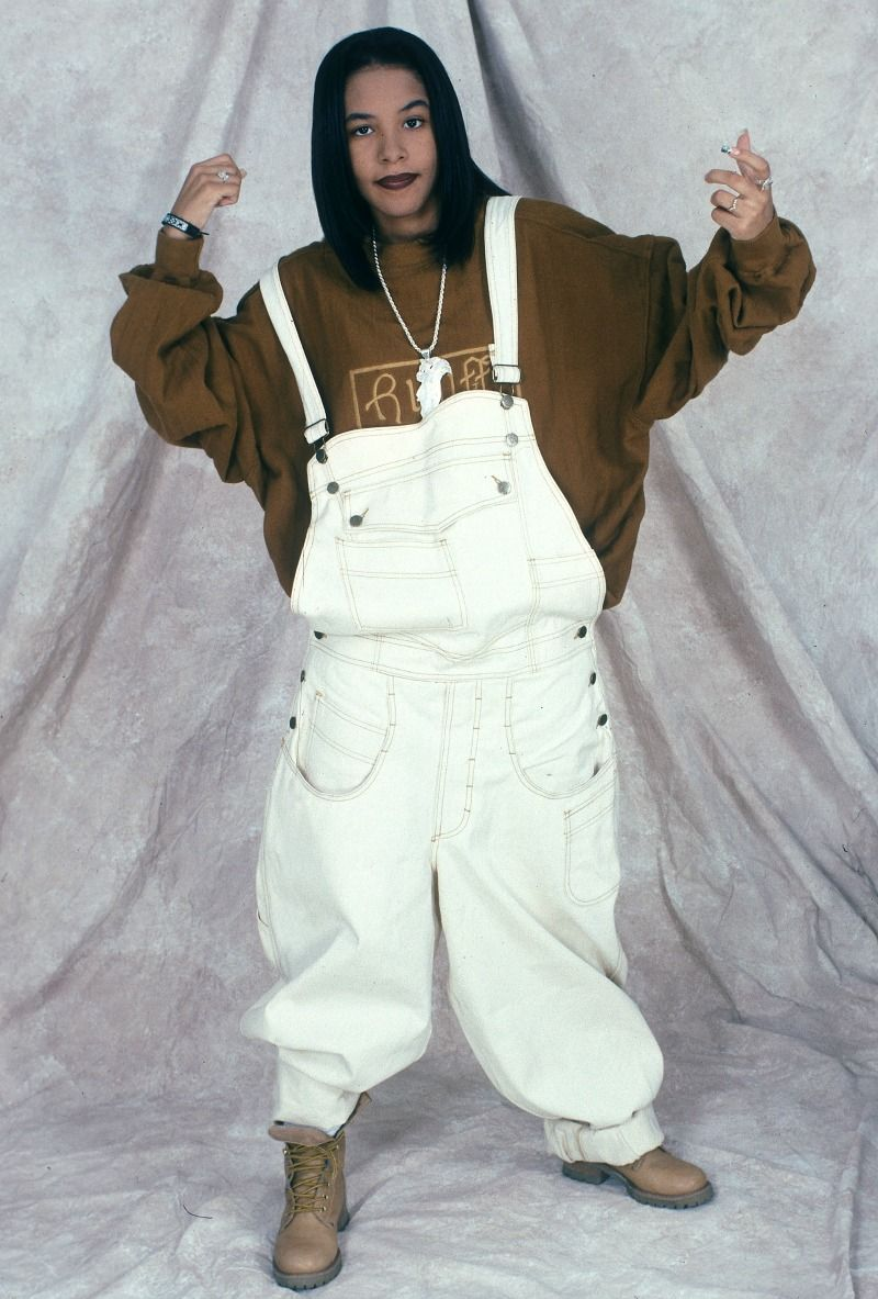 Respect the 90s in 2020 | Aaliyah outfits, 90s hip hop ...