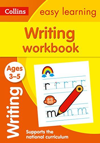 Writing Workbook Ages 3 5 Collins Easy Learning Preschool By Collins Uk Descriere Easy Learning Ebook Writing Preschool Writing