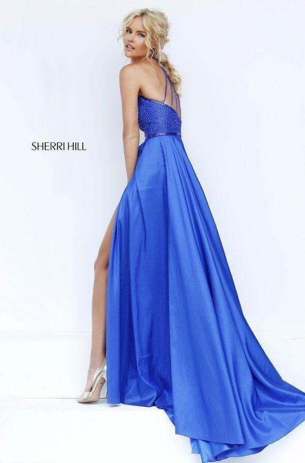 Gemütlich Blau Sherri Hügel Abschlussballkleid Bilder - Brautkleider ...