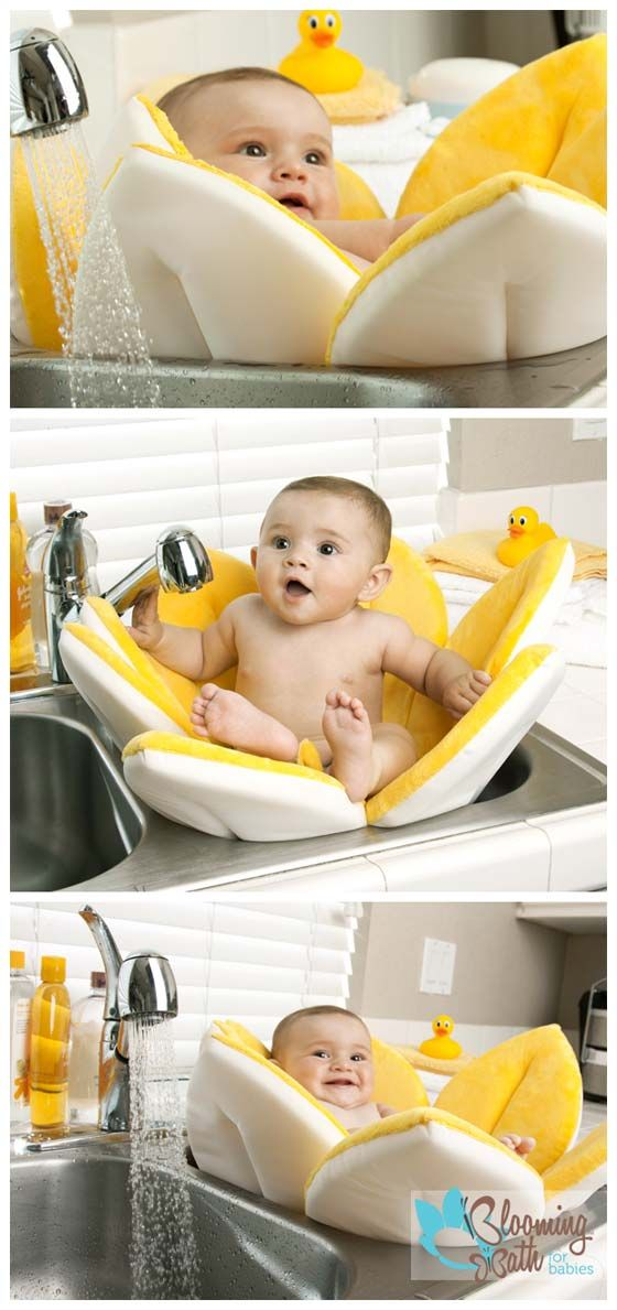 $50 free shipping Blooming Bath for babies. Adorable, fun and easy ...