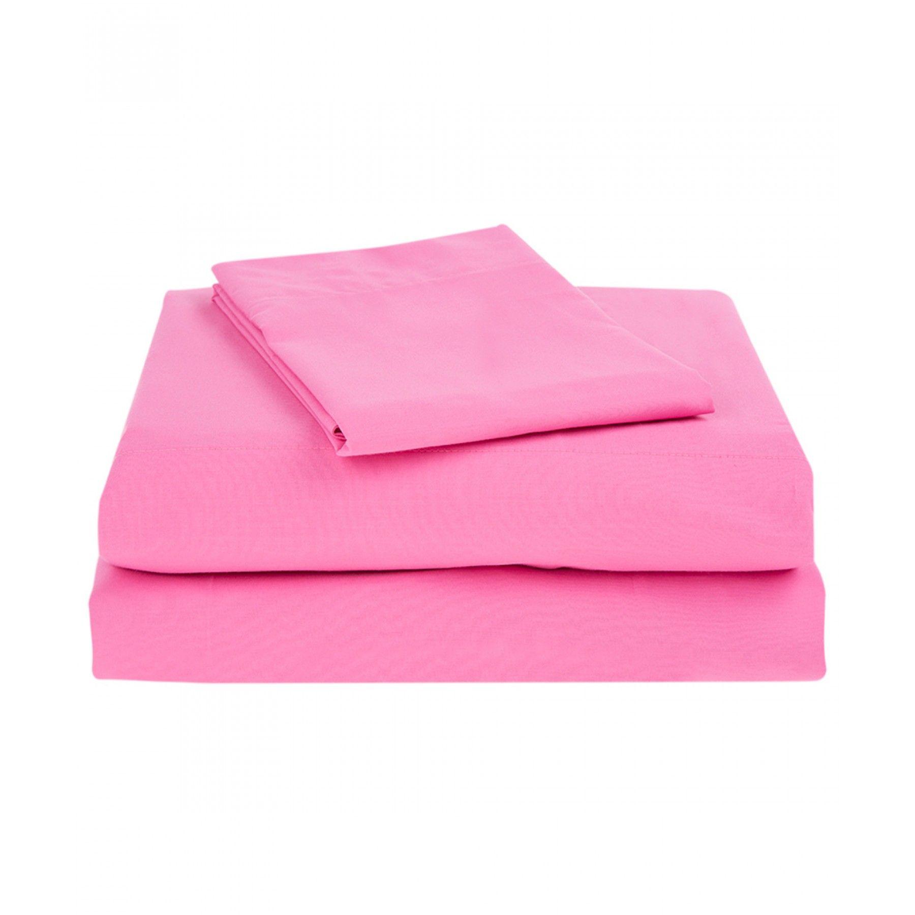 Juego de Sábanas Individual Pink | 30th