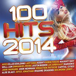 100 HITS 2014 c'est 5CD, 100 hits réunis pour vous rappeler de bons souvenirs et vous faire bouger le dernier mois de l'année.  Avec Avicii,...