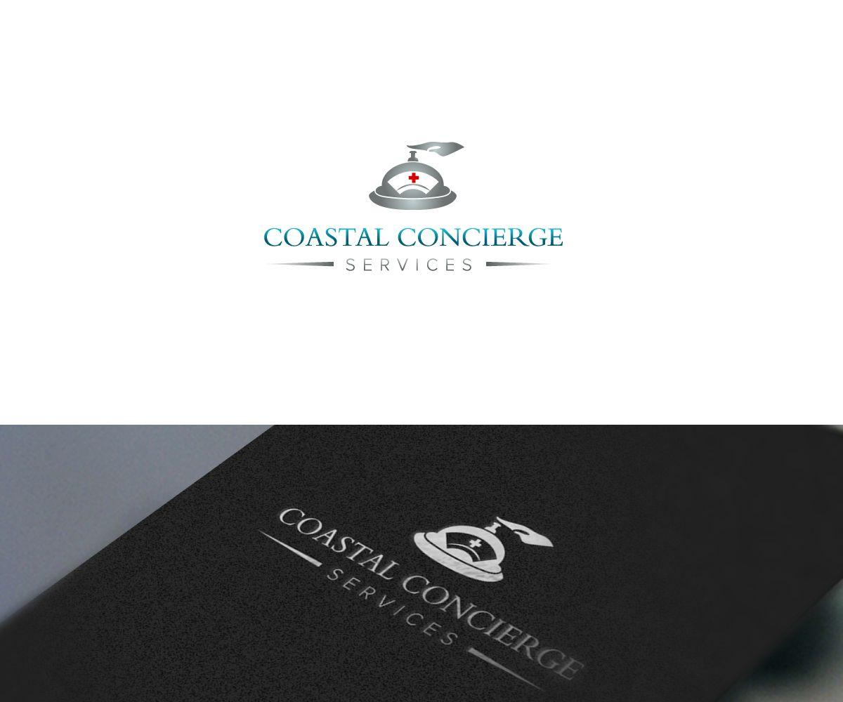"logo design for ""Coastal Concierge Services"" Logo Design"