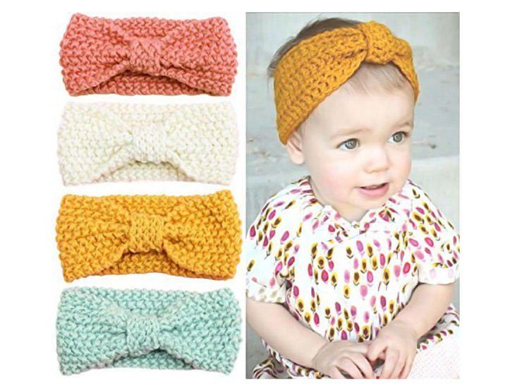 12 Too-Cute Baby Turbans and Headbands | Baby headbands ...