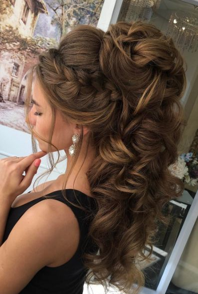 Photo of Hochzeitsfrisur Inspiration – Elstile