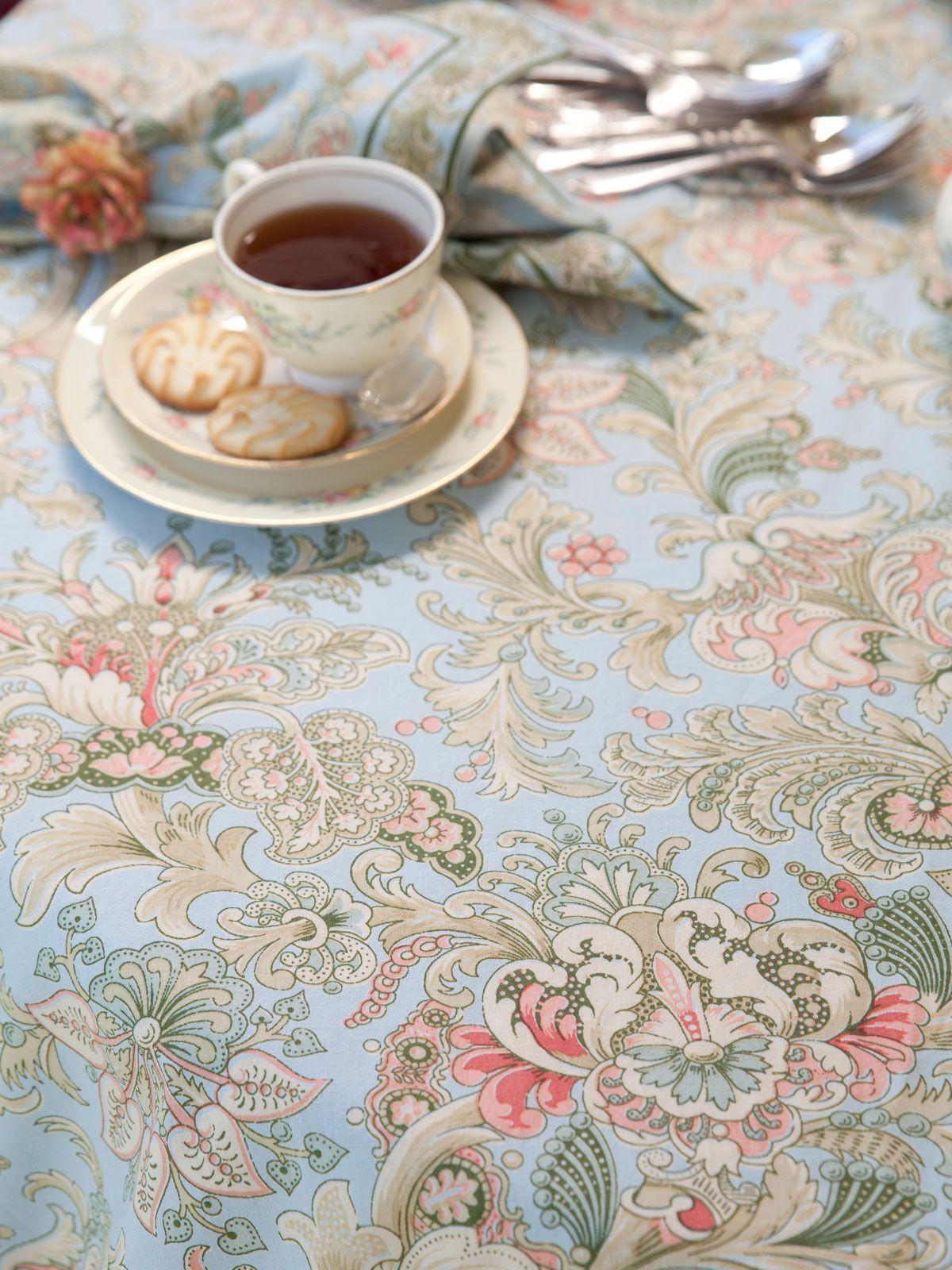 Jacobu0027s Court Tablecloth | Linens U0026 Kitchen, Tablecloths :Beautiful Designs  By April Cornell