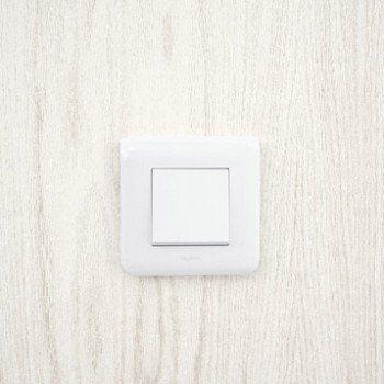Interrupteur Va Et Vient Mosaic Legrand Blanc