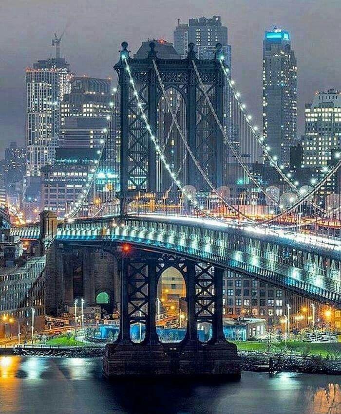 New York City, USA   Nueva York   Pinterest   Puentes, Nueva york y ...