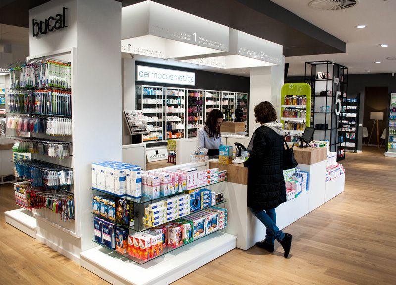Diseno Y Reformas De Farmacias Modernas En Zaragoza Diseno De
