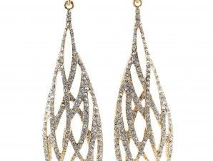 Taylor Earrings | Housewives Jewelry