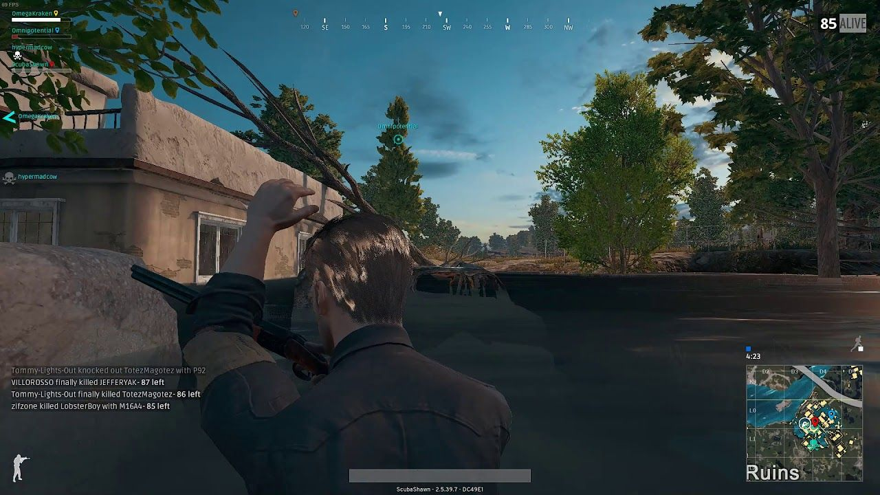 The Most Ridiculous Sequence Of Revives In Pubg History News Of
