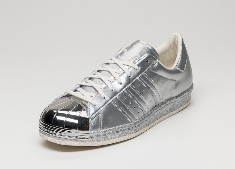 Adidas Superstar 80's Metallic Silver Unisex Limited Edition New in  Clothes, Shoes & Accessories,