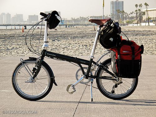 Short Term Review Dahon Speed Tr Touring Bike Bike Friday