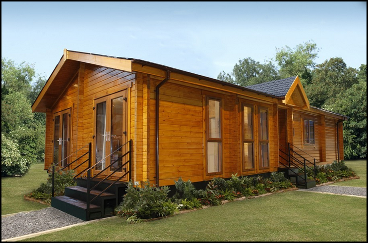 Log Cabin Double Wide Mobile Homes Bing Images Double