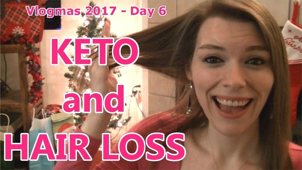 keto diet and hair