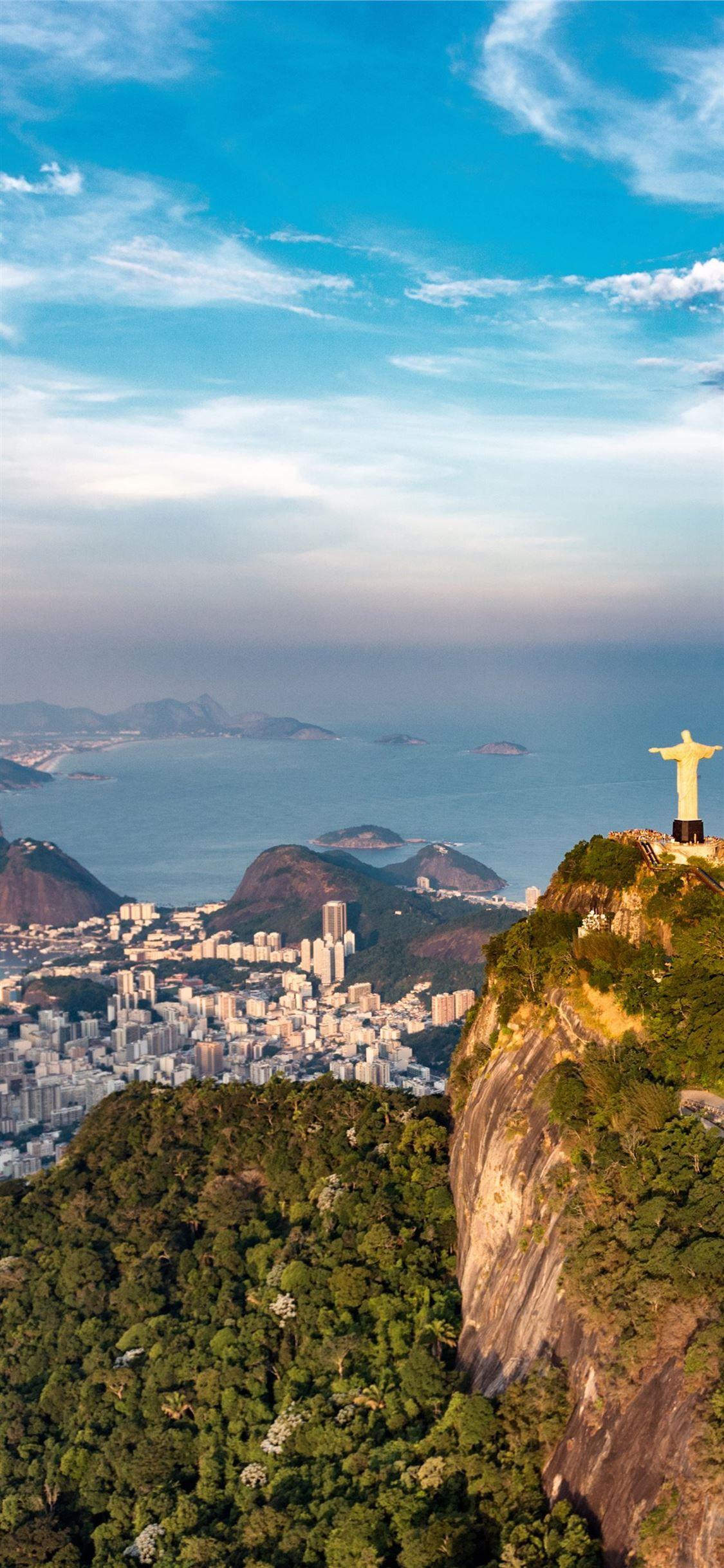 Lockscreen Rio De Janeiro Wallpaper Iphone