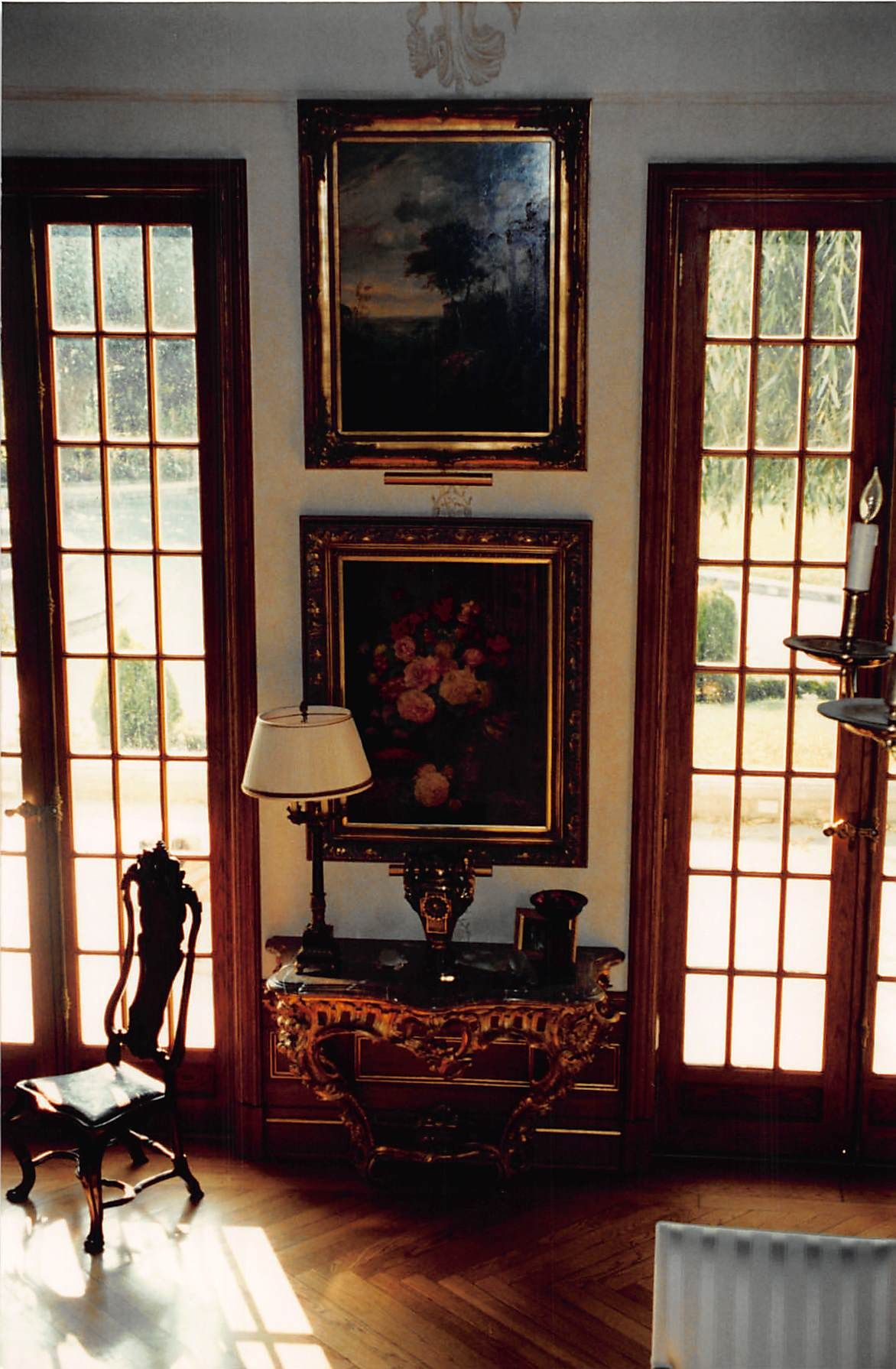 Grayhall Mansion Beverly Hills Moving And Storage Mansions Painting