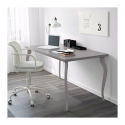 white gray solid wood office. IKEA - LINNMON / LALLE, Table, Birch Effect/gray, · Ikea Table LegsSewing  RoomsSolid WoodOffice White Gray Solid Wood Office