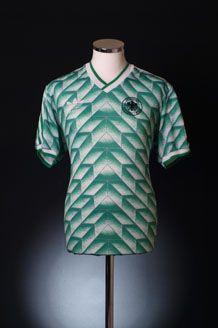 2c0722a85 1988-1990 West Germany Away Jersey