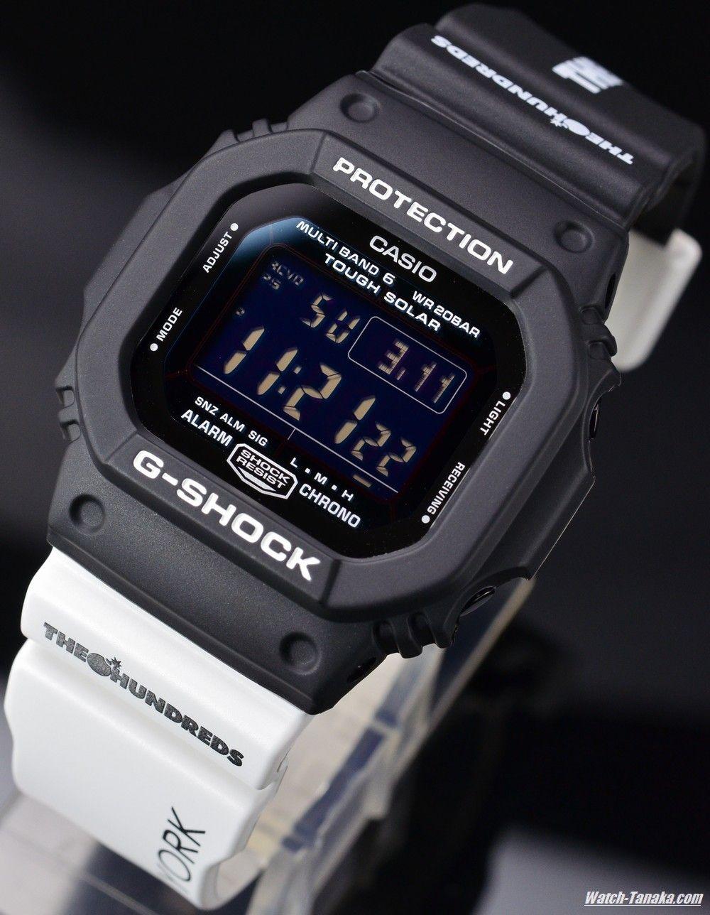 7591c832348 CASIO G-SHOCK THE HUNDREDS GW-M5610TH-1JR ザ ハンドレッズ コラボレーション