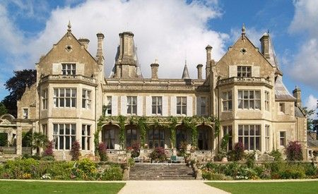 Orchardleigh House Voted As One Of The Top Ten Wedding Venues By Marie Claire Magazine