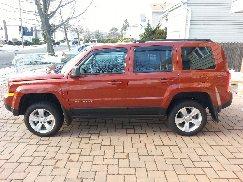 Installed Rro Lift Jeep Patriot Jeep Patriot Lifted Jeep Jeep