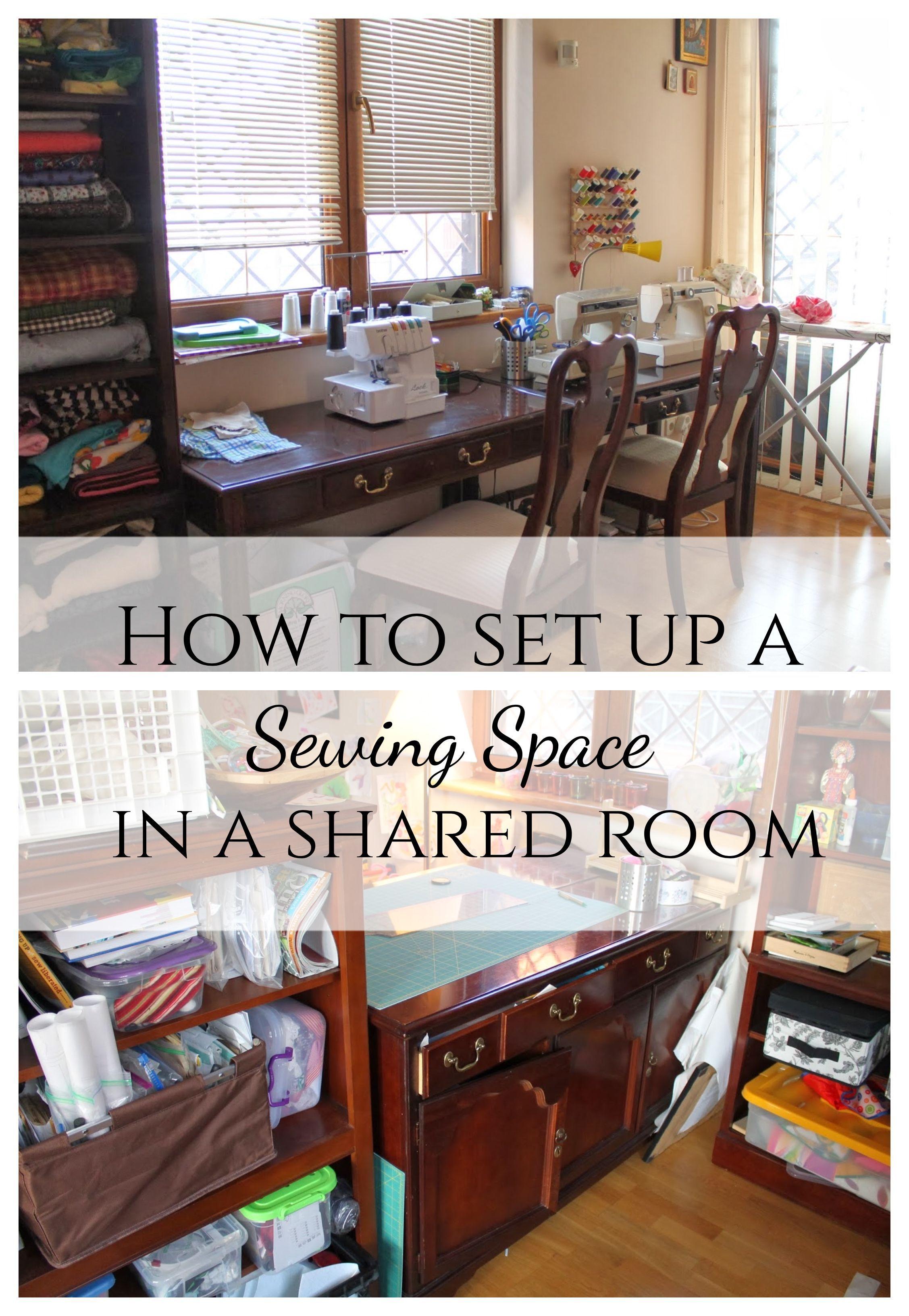 The Mobile Sewing Room Sewing Room Sewing Room Inspiration