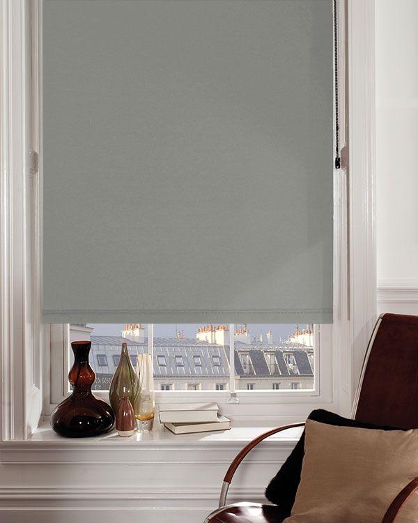 moonlight slate blackout blinds