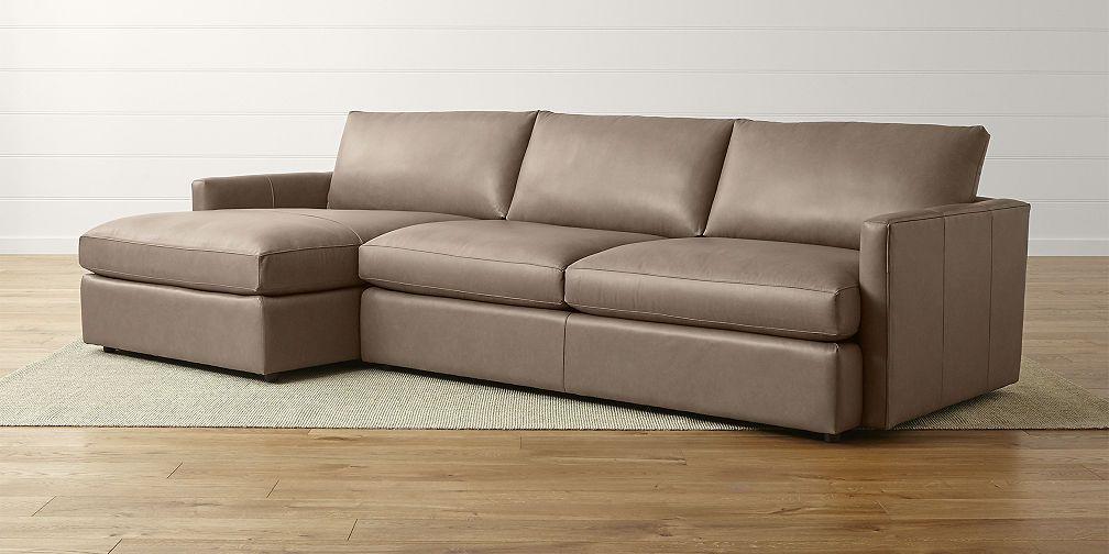 Brilliant Leder Sofa Mit Chaiselongue Chaiselongue Sofa