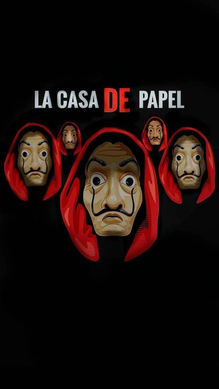 La Casa De Papel Fondo De Pantalla Wallpaper Fotoğraf Duvari Tv Dizileri Disney